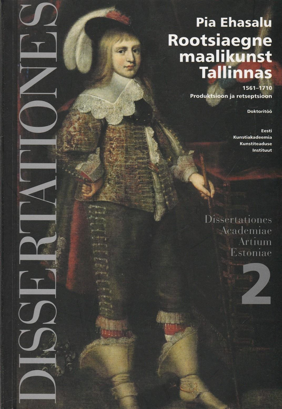 Rootsiaegne maalikunst Tallinnas 1561-1710