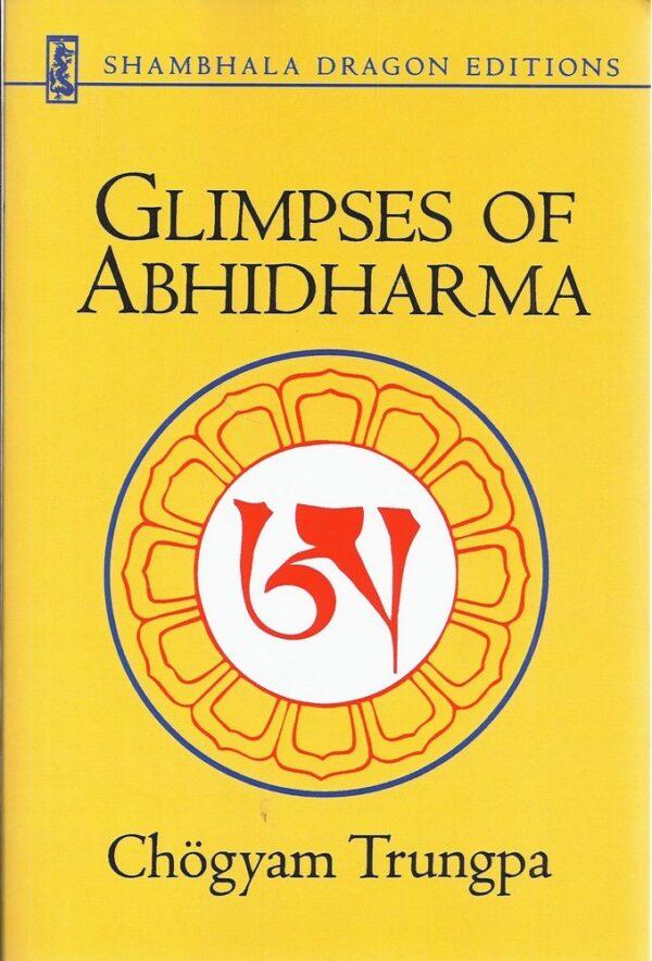 Glimpses of Abhidharma