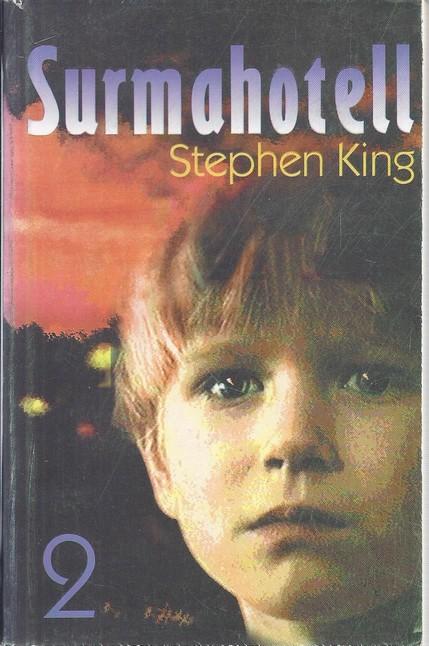 """""""Surmahotell"""" I-II osa. 2 raamatut"""