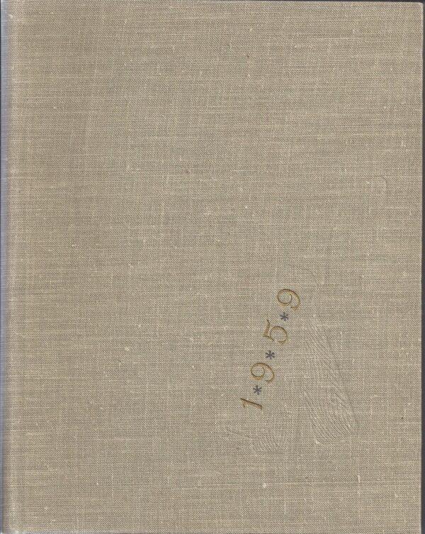 Kirjanduse sirvilaud 1959