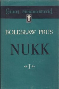 Poola kirjanduse klassiku Boleslaw Prusi (1845-1912) romaan «Nukk» on üks tema tuntumaid teoseid. Kujutades võimupositsioone kaotava aristokraatia ja üha enam esiplaanile kerkiva kodanluse kokkusulamist, loob autor suure kunstilise meisterlikkusega laiahaardelise maali Poola elust 19. sajandi viimasel veerandil.