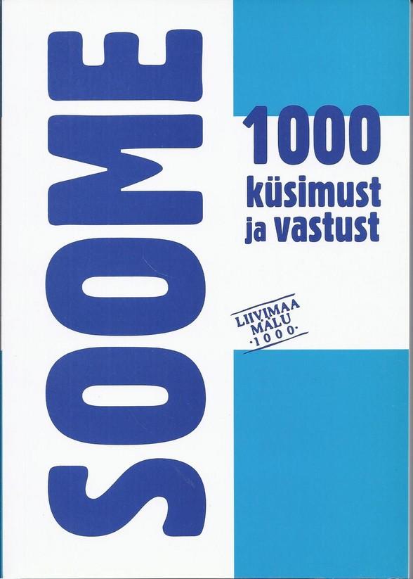 1000 küsimust ja vastust. Soome