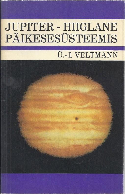 Jupiter - hiiglane päikesesüsteemis