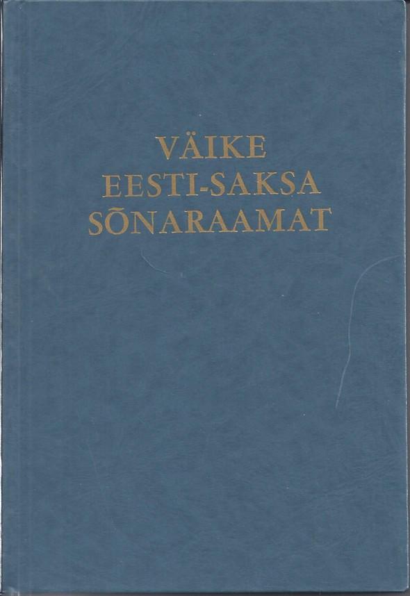 Väike eesti-saksa sõnaraamat
