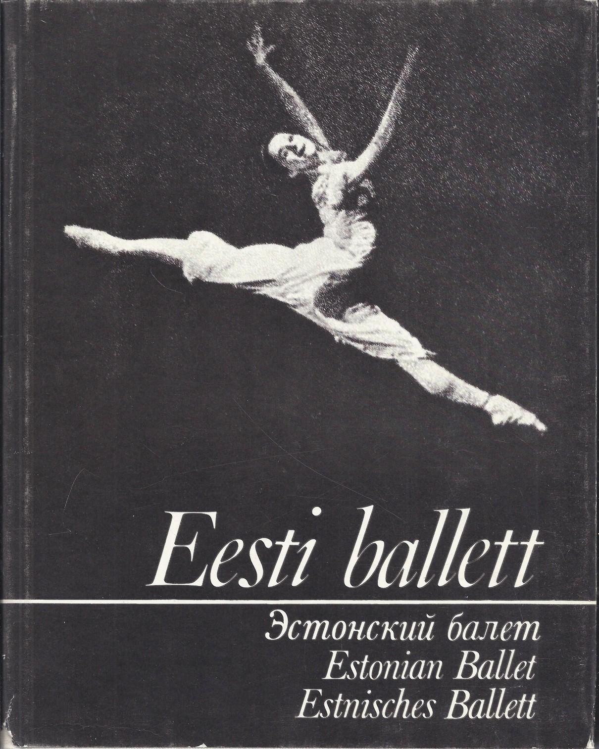 Eesti ballett