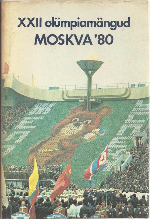 XXII olümpiamängud Moskva ´80