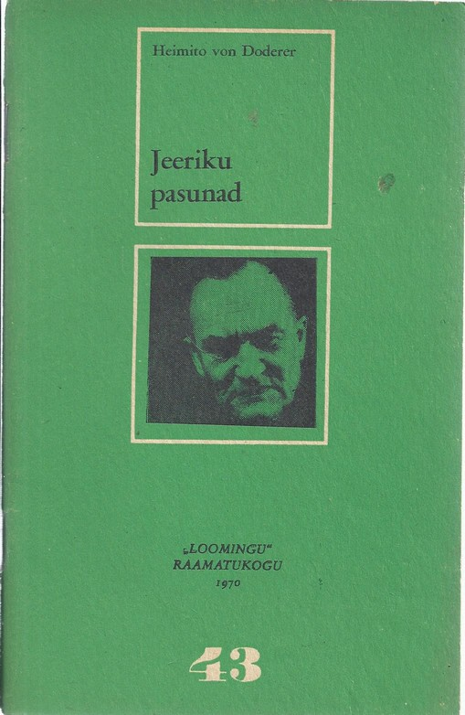 Jeeriku pasunad