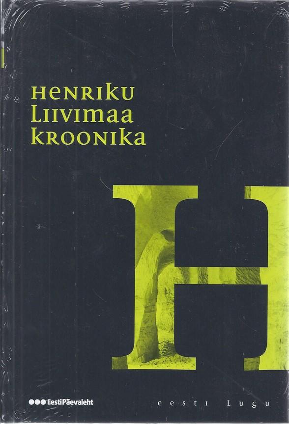Henriku Liivimaa kroonika