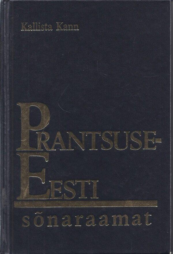 Prantsuse-eesti sõnaraamat