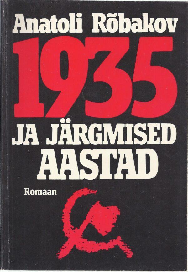 1935 ja järgmised aastad