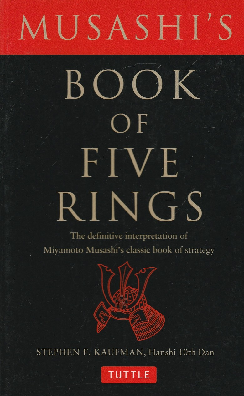 Musashi´s Book of Five Rings
