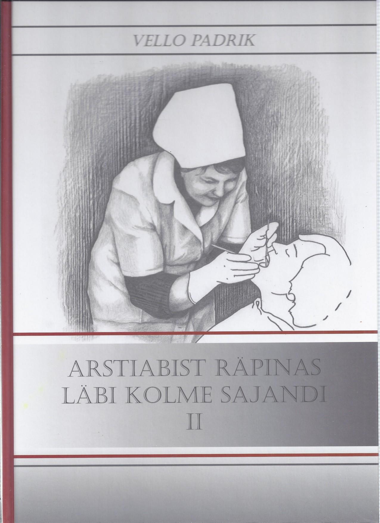 Arstiabist Räpinas läbi kolme sajandi