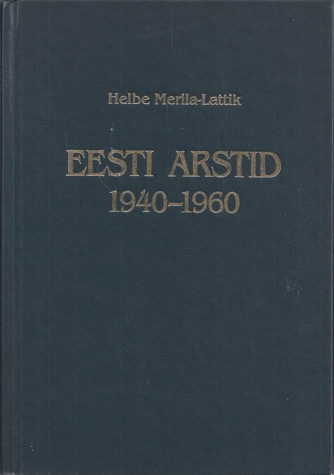 Eesti arstid 1940-1960