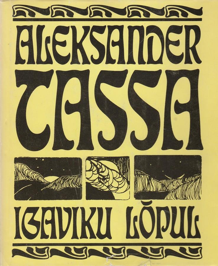 Aleksander Tassa ees