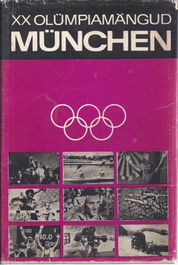 """""""XX olümpiamängud. München 1972"""