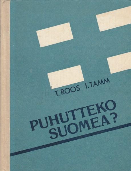 Puhutteko Suomea ees