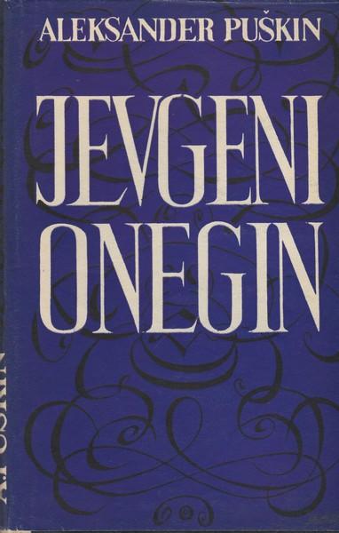 Jevgeni Onegin ees