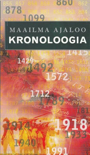 Maailma ajaloo kronoloogia ees