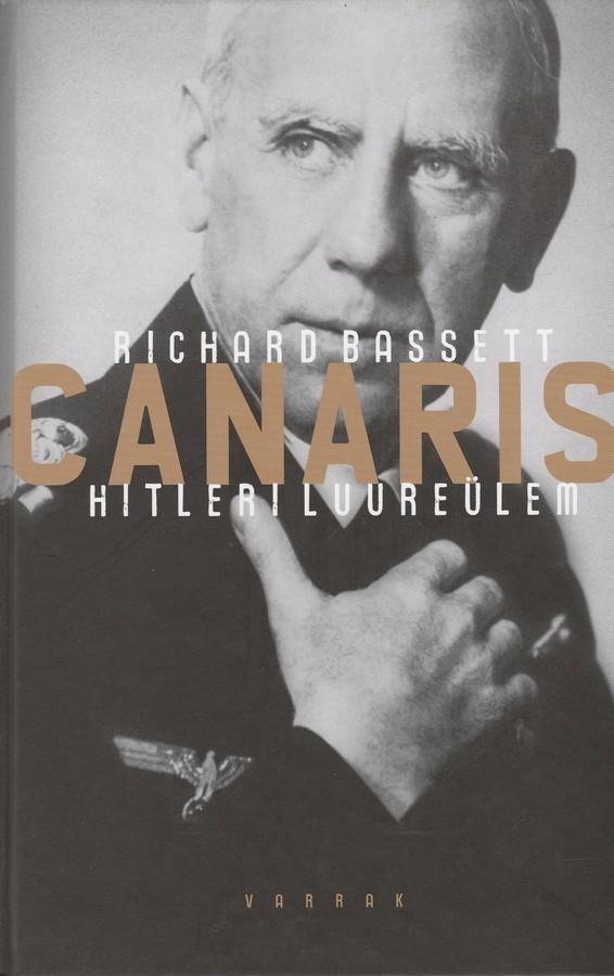 Canaris - Hitleri luureülem ees