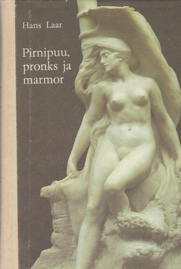 Pirnipuu, pronks ja marmor ees