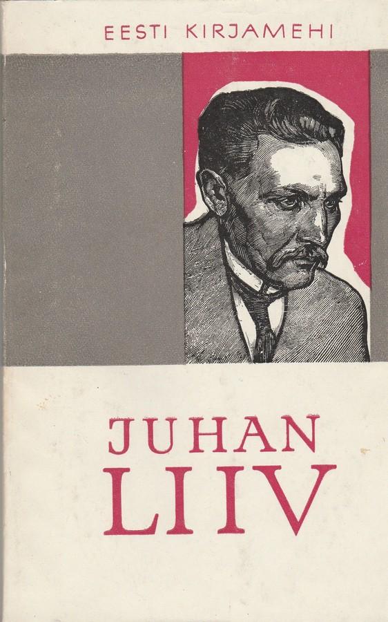 Juhan Liiv ees