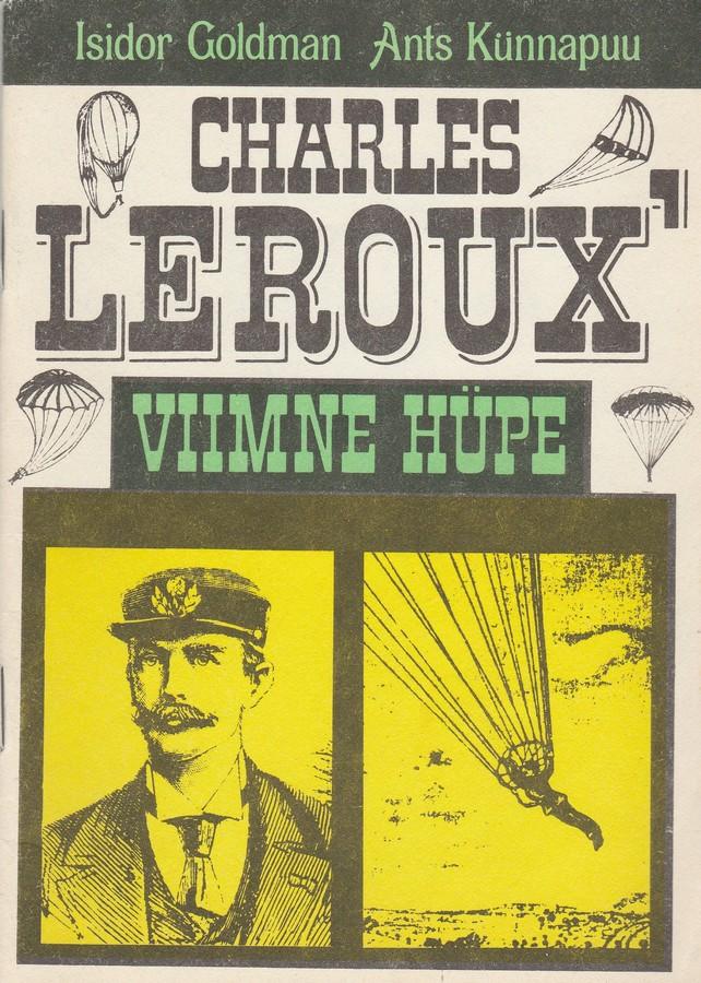 Charles Leroux ees