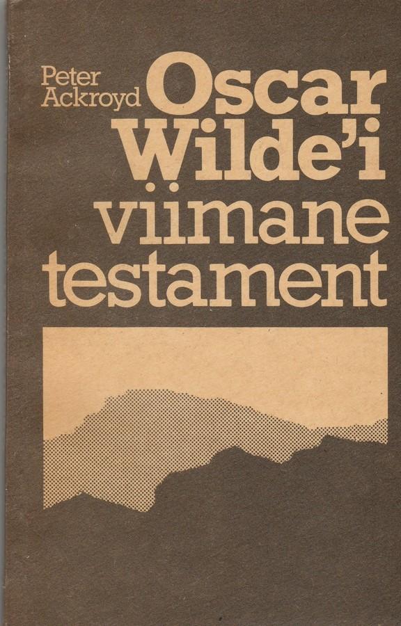 Oscar Wilde ees