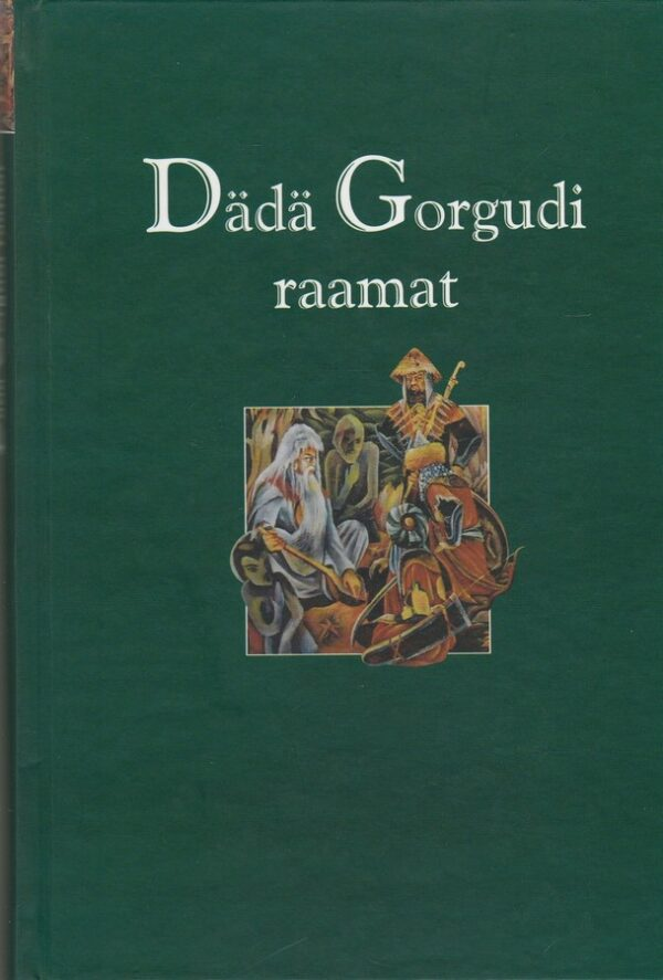 Däda Gorgudi raamat