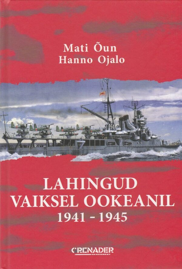 Lahingud Vaiksel ookeanil 1941-1945