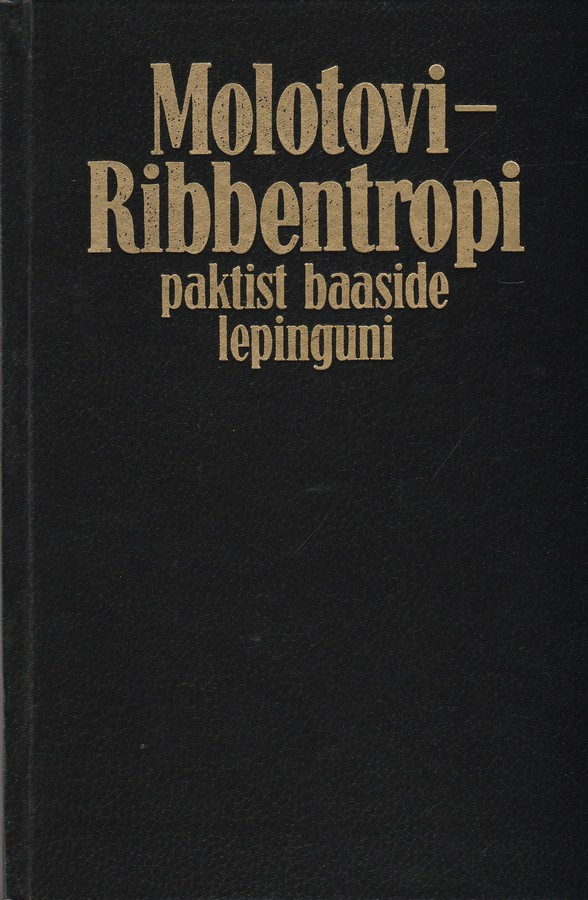 Molotovi-Ribbentropi paktist baaside lepinguni