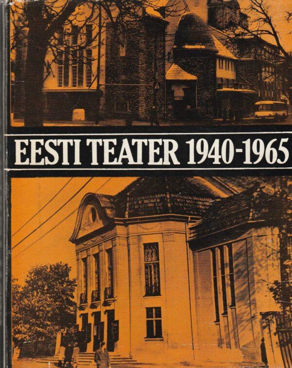 Eesti teater 1940-1965