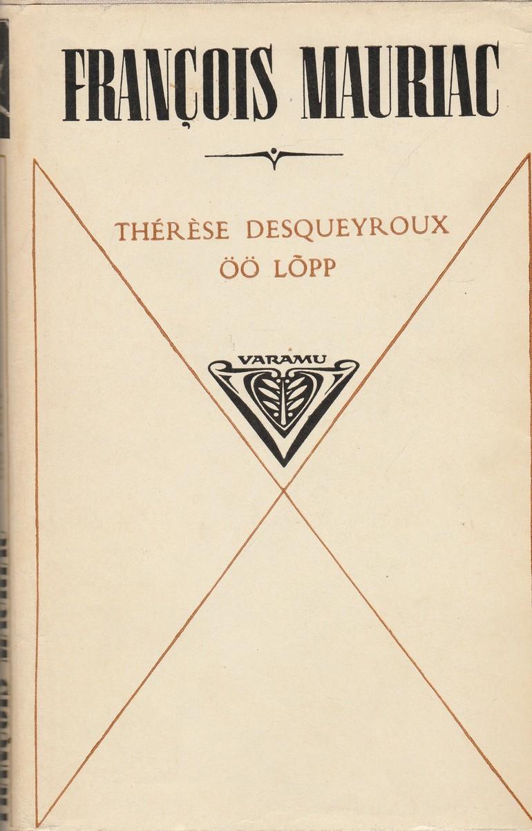 Therese Desqueyroux. Öö lõpp