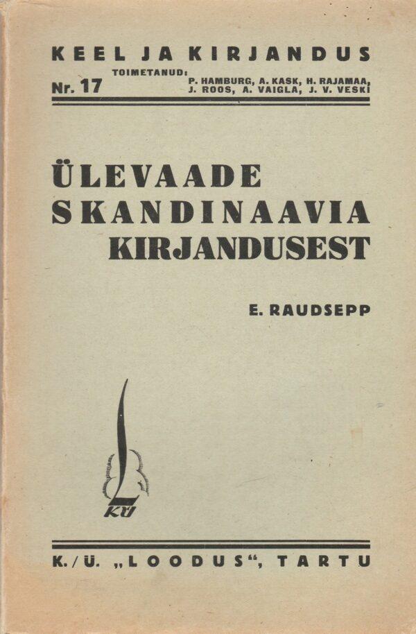 Ülevaade Skandinaavia kirjandusest