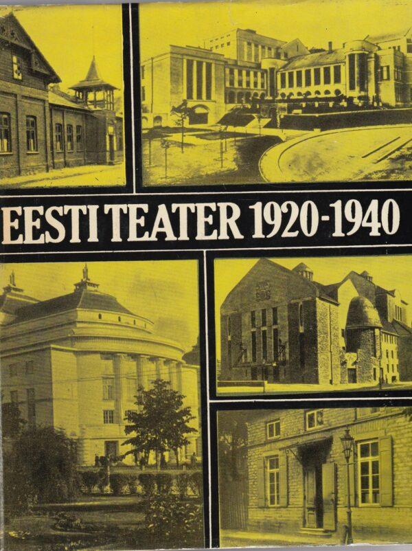 Eesti teater 1920-1940