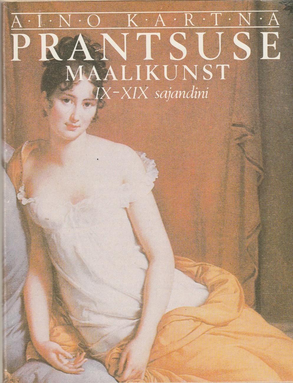 Prantsuse maalikunst IX-XIX sajandini